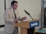 HPRP staff attorney Michael Stone